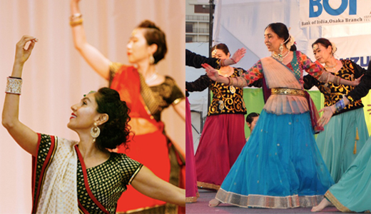 12:00~12:30|Opening Dance|Abundance Studio & Ruchika Indian Dance Academy