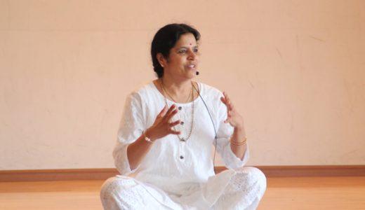 #9|誘導瞑想と平和を祈るマントラ|Neela Srinidhi| ニーラ スリニディ